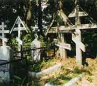 Разлученные влюбленные воссоединились на кладбище
