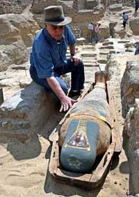 В Египте обнаружен еще один некрополь