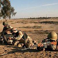 В Ираке возобновились крупномасштабные бои