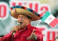 Социализм Чавеса пугает Америку