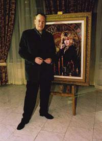 Михаил Сатаров: Не каждый может нарисовать Пугачеву