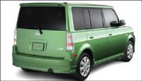 Scion – новый брэнд Toyota