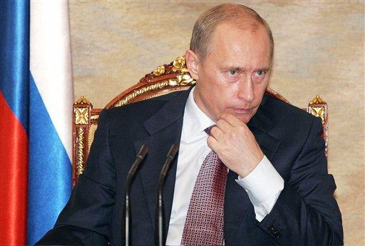 Путин требует от спецслужб работы на упреждение