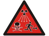 МАГАТЭ ввело новый знак радиационной опасности