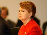 Президент Латвии достигла определенных успехов в изучении