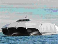«Стилет» должен стать кораблем-невидимкой