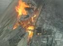 У берегов Японии горит сухогруз
