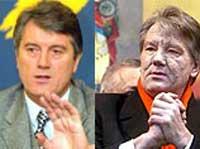 Ющенко осуждает карикатуры устами пресс-секретаря