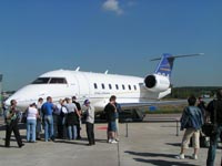 В Самаре будут собирать канадские самолёты?