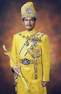 В Малайзии на престол взошел новый монарх