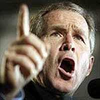 Администрацию Буша обвиняют в наступлении на свободу прессы