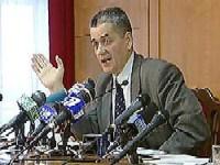 Онищенко: В грузинской и молдавской жидкости вина не обнаружено