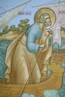 Апостол Андрей - помощник моряков и рыбаков