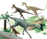Предки динозавров не хотели сдаваться без боя