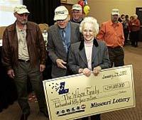 84-летний ветеран Второй мировой выиграл четверть миллиарда