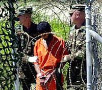 Гуантанамо усугубляет кризис политики Буша