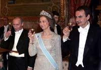 Путин: Испания должна сблизить Россию и ЕС (фото)