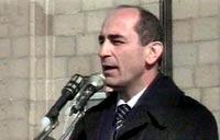 Президент Армении - осторожный оптимист в вопросах Нагорного