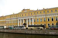 Юсуповский дворец связан с высоким искусством, а не с именем
