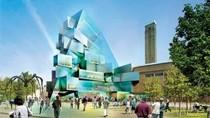 Архитектурный взрыв в центре Лондона