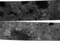Спутник Сатурна преподнес новую сенсацию