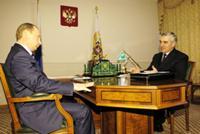 Путин и Зязиков