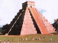 Индейцы майя хранят древние знания атлантов
