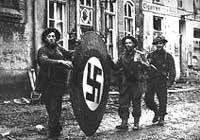 Участие Румынии в войне на стороне Германии признано законным
