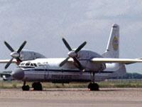 Ан-26 с россиянами оставил за собой «просеку разрушения»