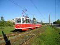 Трамвай угнали, чтобы доехать до дома