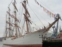 После Архангельска барк «Седов» возьмет курс на Мурманск