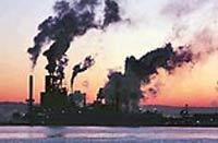 Бензольное пятно замедляет свою скорость по Сунгари