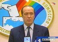 Выборы президента России состоятся 9 марта 2008 года