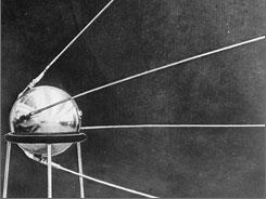 Русский Спутник, изменивший Америку