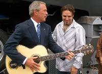 Буш заморозил счета анонимных убийц экс-премьера Ливана