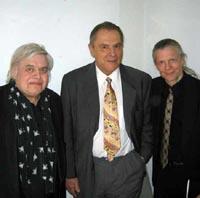 Гроф ( в центре) на столетнем юбилее создателя ЛСД Альберта