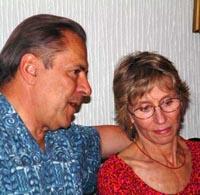 Станислав и Кристина Гроф
