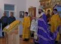 «Водник» благословил епископ Архангельский и Холмогорский Тихон