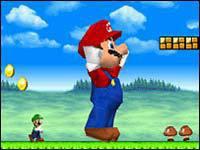 Марио возвращается