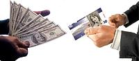Любопытный эксперимент в США: беркакции дороже доллара