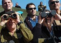 Министр обороны Израиля якобы наблюдал за военными учениями