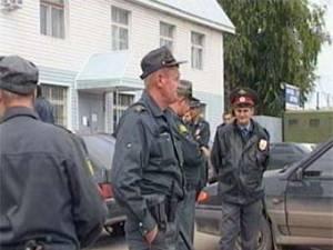 Московская милиция готовится к 860-летию столицы