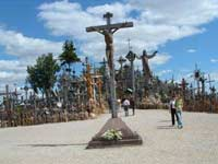 В Литве от пожара пострадал известный христианский памятник