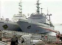 Непраздничные заметки флотского офицера