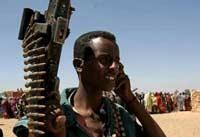 Сомалийские полевые командиры пополнят правительственную армию