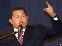 Чавес сравнил Буша с дьяволом, пахнущим серой