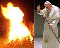 Иоанн Павел II поприветствовал поляков с того света