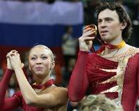 Путин оценил мастерство Тотьмяниной и Маринина (фото)