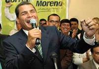 В Эквадоре приведён к присяге противник США
