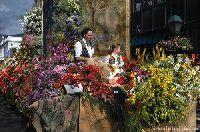 В Голландии открылся всемирно известный фестиваль цветов